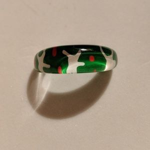 Jewelry - Abstract Resin Ring
